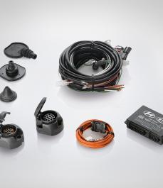 Проводка фаркопа (13 PIN) Sportage QL